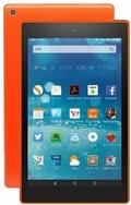 AmazonFire HD 8(2015/第5世代) 8GB オレンジ
