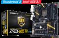 GIGABYTE GA-Z170X-UD5 TH Z170/LGA1151(DDR4)/M.2/SATA Express/Thunderbolt 3/ATX