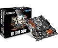 ASRockH110M-HDV H110/LGA1151(DDR4)/MicroATX