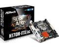 ASRockH170M-ITX/ac H170/LGA1151(DDR4)/11ac/Mini-ITX