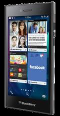 BlackBerryBlackBerry Leap STR100-1 Black RHD131LW(海外携帯)