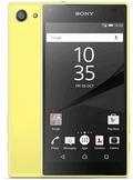 SONY Xperia Z5 Compact E5823 LTE-A 32GB Yellow(海外携帯)