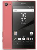 SONY Xperia Z5 Compact E5823 LTE-A 32GB Coral(海外携帯)