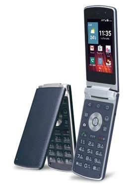 LG電子Wine Smart LGS01 ネイビー(SIMフリー)
