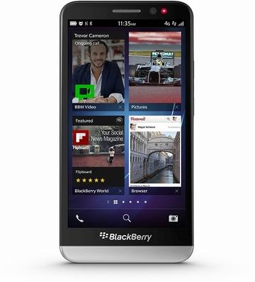BlackBerryBlackBerry Z30 STA100-2 Black RFW121LW(海外携帯)