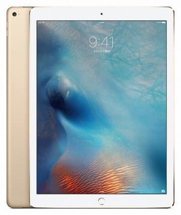 Appledocomo iPad Pro 12.9インチ(第1世代) Cellular 128GB ゴールド ML2K2J/A