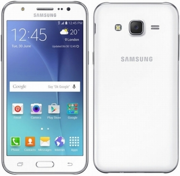 SAMSUNGGALAXY J5 LTE Dual SM-J500F/DS White(海外携帯)