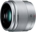 Panasonic LUMIX G 25mm /F1.7 ASPH. H-H025-S (シルバー)