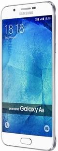 SAMSUNGGALAXY A8 Dual SM-A8000 16GB White(海外携帯)
