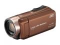JVC Everio GZ-F200-T ライトブラウン