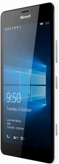 Microsoft Lumia 950 RM-1104 LTE 32GB White(海外携帯)
