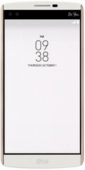 LG電子LG V10 Dual LG-H961N 64GB Luxe White(海外携帯)