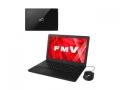 Fujitsu LIFEBOOK AH AH45/X FMVA45XB シャイニーブラック