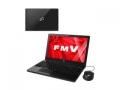 Fujitsu LIFEBOOK AH AH42/X FMVA42XB シャイニーブラック