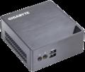 GIGABYTE GB-BSi7H-6500 Core i7-6500U(2.5GHz/TB3.1GHz/2C/4T/HDG520)/11ac無線LAN/小型PC自作キット