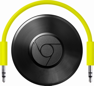 Google Chromecast Audio RUX-J42 GA3A00157A16Z01(国内モデル)