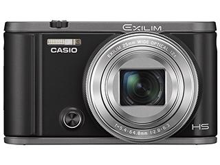CASIOHIGH SPEED EXILIM EX-ZR3100BK ブラック