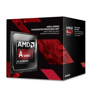 AMD A10-7860K(3.6GHz/4Core/L2 4MB/R7 Graphics/TDP65W) BOX FM2+