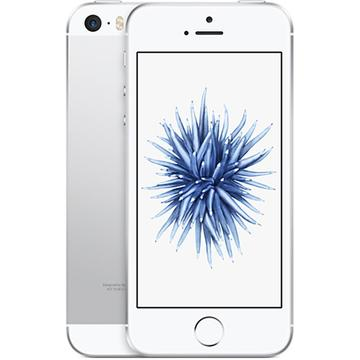 Apple au iPhone SE 64GB シルバー MLM72J/A