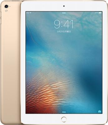 Appleau iPad Pro 9.7インチ Cellular 128GB ゴールド MLQ52J/A