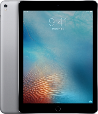 AppleSoftBank iPad Pro 9.7インチ Cellular 128GB スペースグレイ MLQ32J/A