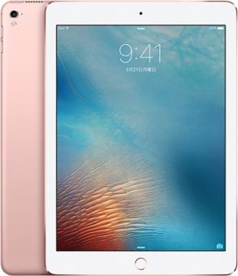 AppleiPad Pro 9.7インチ Cellular 128GB ローズゴールド(国内版SIMロックフリー) MLYL2J/A