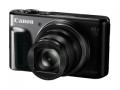 Canon PowerShot SX720 HS (BK) ブラック