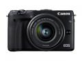 Canon EOS M3 EF-M15-45 IS STM レンズキット ブラック