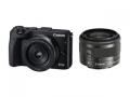 CanonEOS M3 ダブルレンズキット2 ブラック