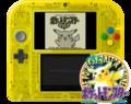 Nintendoニンテンドー 2DS 『ポケットモンスター ピカチュウ』限定パック FTRSYADN