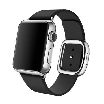 AppleApple Watch 38mm ステンレススチール/ブラックモダンバックル Mサイズ MJYL2J/A
