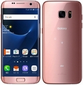 SAMSUNGau GALAXY S7 edge SCV33 Pink Gold