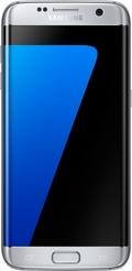 SAMSUNGGALAXY S7 edge Duos SM-G935FD 32GB Silver Titanium(海外携帯)