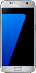 SAMSUNGGALAXY S7 Duos SM-G930FD 32GB Silver Titanium(海外携帯)