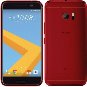 HTCau HTC 10 HTV32 カメリアレッド