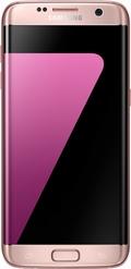 SAMSUNGGALAXY S7 edge Duos SM-G9350 32GB Pink Gold(海外携帯)