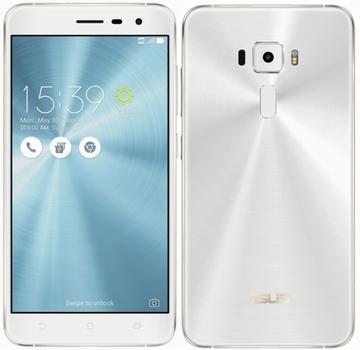 ASUSZenFone 3 5.5インチ 4GB 64GB Moonlight White (海外版SIMロックフリー) ZE552KL