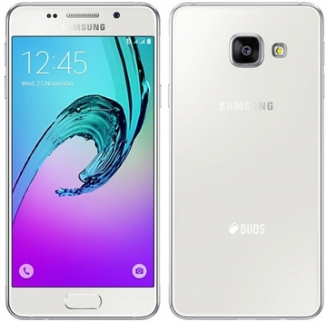 SAMSUNG GALAXY A3(2016) Dual SIM SM-A310F/DS 16GB White(海外携帯)