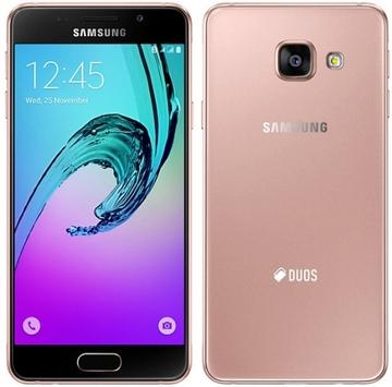 SAMSUNGGALAXY A3(2016) Dual SIM SM-A310F/DS 16GB Pink Gold(海外携帯)
