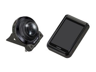 CASIOEXILIM Outdoor Recorder EX-FR200BK ブラック