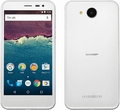 SHARPymobile Android One 507SH ホワイト