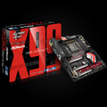 ASRockFatal1ty X99 Professional Gaming i7 X99/LGA2011-v3(DDR4)/M.2(x4)/11ac無線LAN/ATX