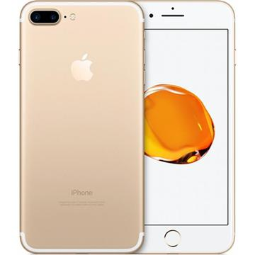 Apple au iPhone 7 Plus 128GB ゴールド MN6H2J/A