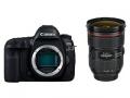 CanonEOS 5D Mark IV (WG) EF24-70 F2.8 L II USM レンズキット