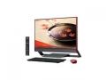 NECLAVIE Desk All-in-one DA770/FAR PC-DA770FAR クランベリーレッド