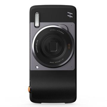 MOTOROLAMotoMods Hasselblad True Zoom ASMRCPTBLKAP ブラック