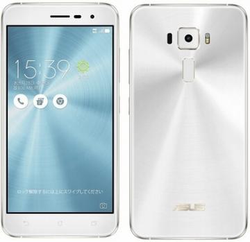 ASUSZenFone 3 5.2インチ 3GB 32GB パールホワイト (国内版SIMロックフリー) ZE520KL-WH32S3