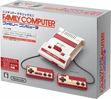 Nintendoニンテンドー クラシックミニ ファミリーコンピュータ
