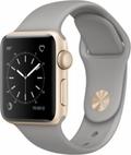 AppleApple Watch Series2 38mmゴールドアルミニウム/コンクリートスポーツバンド