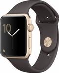 Apple Apple Watch Series2 42mmゴールドアルミニウム/ココアスポーツバンド MNT72J/A